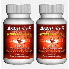 Asta Life. Anti-ageing supplement. 2 x 60 capsules