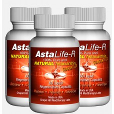Asta Life. Anti-ageing supplement. 3 x 60 capsules.