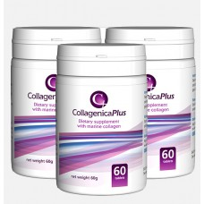 CollagenicaPlus. 2 months £55. Plus 1 month free