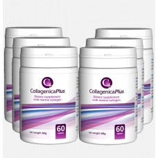 CollagenicaPlus. Save 72.5%. Plus 2 months Free