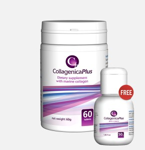 CollagenicaPlus and FREE Collagenica Cream